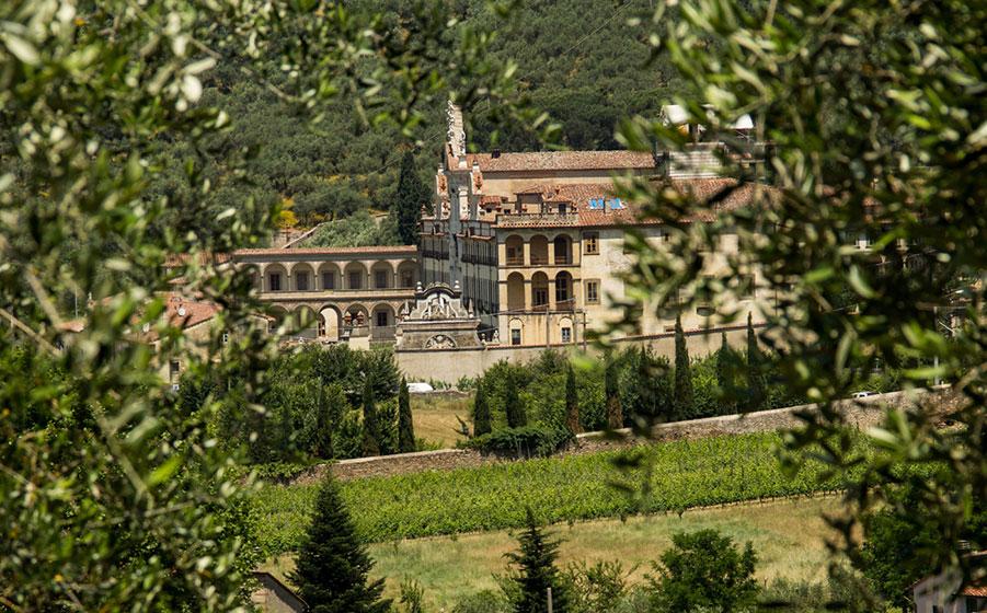 Charterhouse in Calci (Pisa)